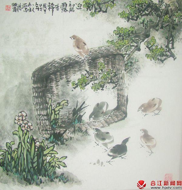 杨建军绘画作品
